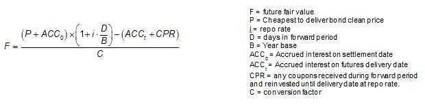 conversion bond formula A conversion factor is the approximate decimal price at which $1 par of a security would trade if it had a six percent yield-to-maturity a common misconception is that the dv01 of a treasury security remains fixed as the yield of the instrument changes.
